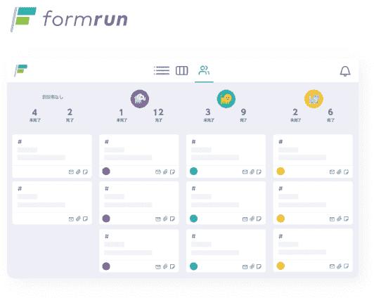 サイト、ブログ、ホームページの問い合わせ管理は「formrun」もオススメ